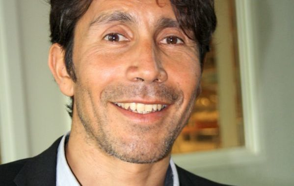Professor Armando Cordova.