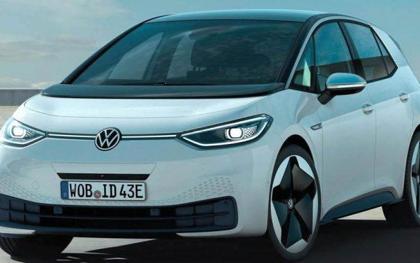 Volkswagens nya elbil ID 3.