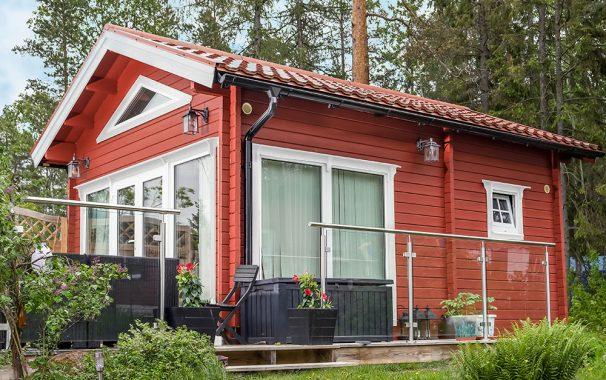 Bild: Polhus (observera att huset på bilden inte har något samband med artikelinnehållet).