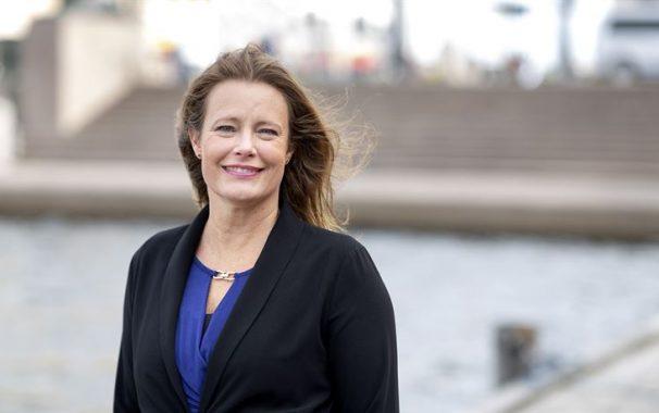 Maria Strömberg, chef för Kluster och Innovation på Business Region Göteborg.