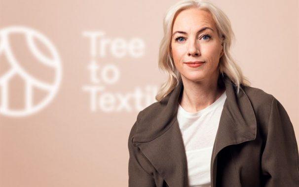 Sigrid Barnekow, CEO TreeToTextile.